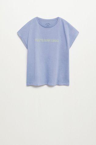 Mango Kids - T-shirt dziecięcy SPORT