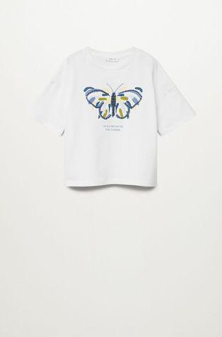 Mango Kids - Dětské tričko FLYING