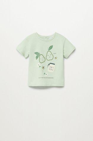 Mango Kids - Dětské tričko Pera 80-104 cm