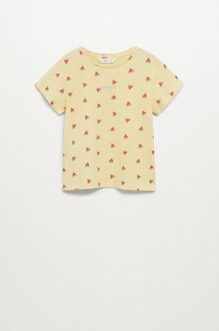 Mango Kids - T-shirt dziecięcy Mangolo-H 116-164 cm