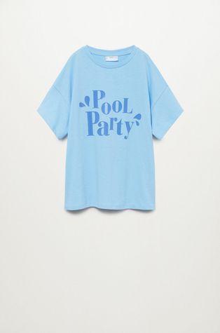 Mango Kids - Detské tričko Nica 116-164 cm