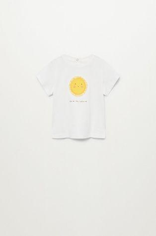 Mango Kids - T-shirt dziecięcy Solet 80-104 cm