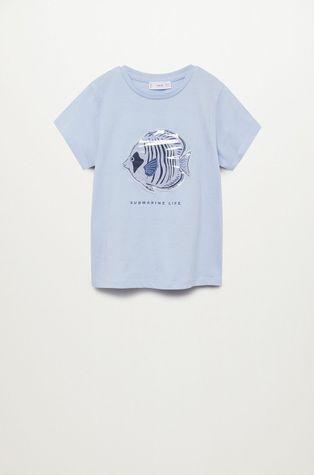 Mango Kids - Dětské tričko PECERA