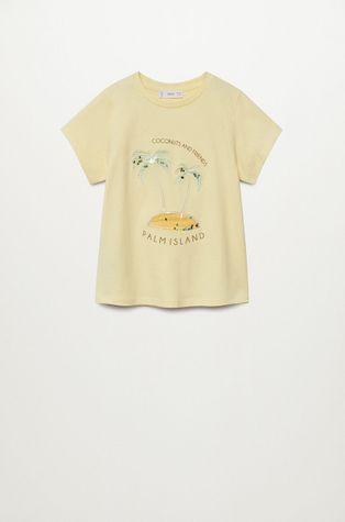 Mango Kids - Detské tričko PECERA
