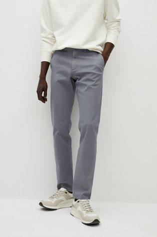 Mango Man - Kalhoty Barna