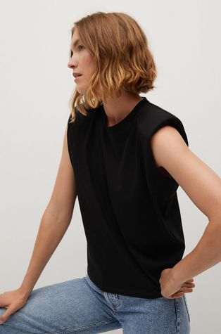 Mango - T-shirt Hambro7
