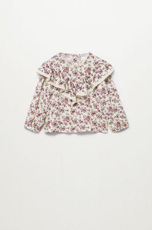 Mango Kids - Детска блуза Fler
