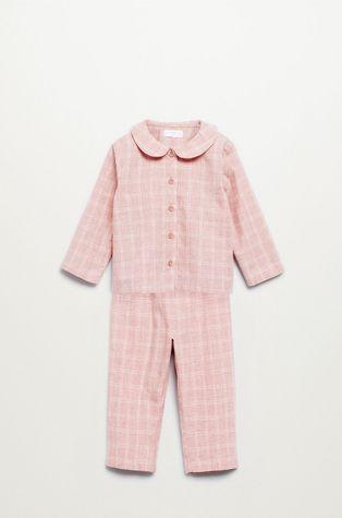Mango Kids - Детска пижама Caria