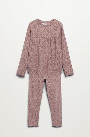 Mango Kids - Детская пижама Soft