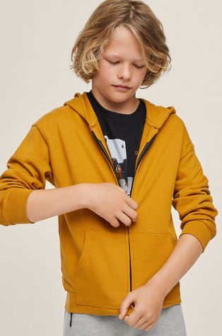 Mango Kids - Детская хлопковая кофта FRANCIA8