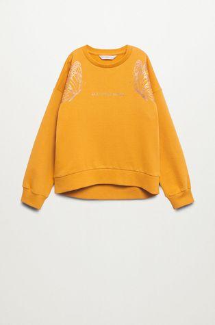 Mango Kids - Дитяча бавовняна кофта Dublini 116-164 cm