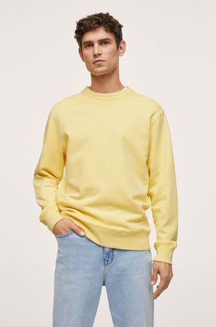 Mango Man - Bluza bawełniana NOLE