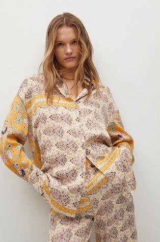 Mango - Koszula Patch