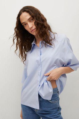 Mango - Хлопковая рубашка MILLA