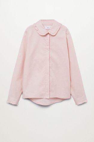 Mango Kids - Детская рубашка Luisa