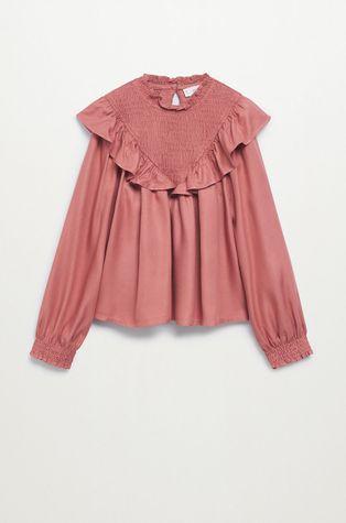 Mango Kids - Детская блузка Dolce