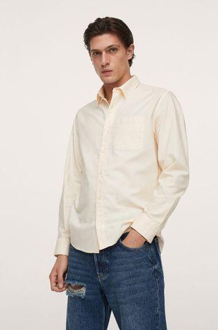 Mango Man - Хлопковая рубашка Oxford1