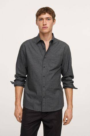 Mango Man - Хлопковая рубашка Vichy