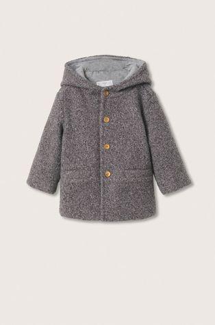 Mango Kids - Дитяче пальто Tobias