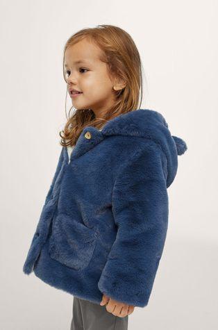 Mango Kids - Детское пальто Bear