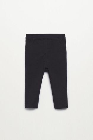 Mango Kids - Spodnie dziecięce Terry