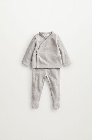 Mango Kids - Піжама для немовлят Litus 62-80 cm