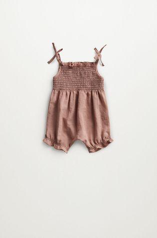 Mango Kids - Комбінезон для немовлят Adri 62-80 cm
