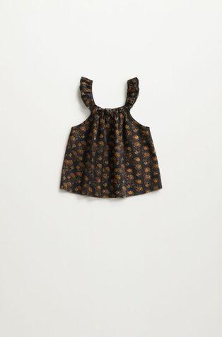 Mango Kids - Бебешка блуза MATI