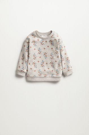 Mango Kids - Кофта для немовлят Flora