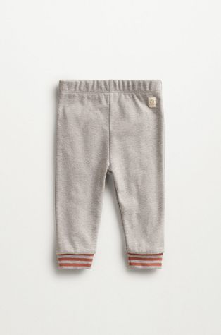 Mango Kids - Spodnie niemowlęce Sun