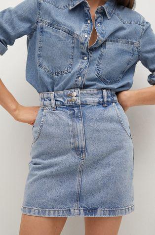 Mango - Джинсовая юбка Marion
