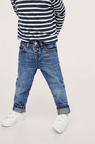 Mango Kids - Jeansy dziecięce Jimb