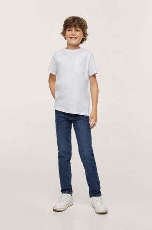 Mango Kids - Дитячі джинси Slim