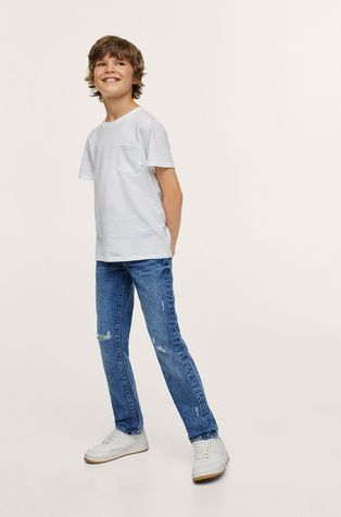 Mango Kids - Jeans copii Jim