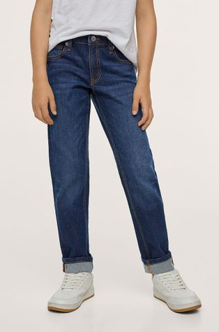 Mango Kids - Jeans copii Regular