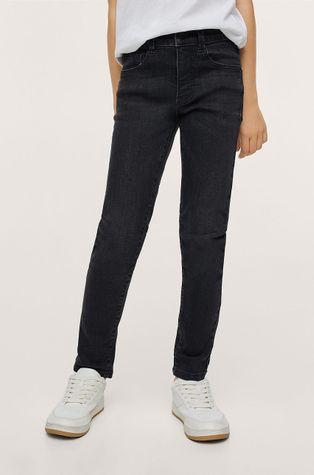 Mango Kids - Jeans copii Skinny