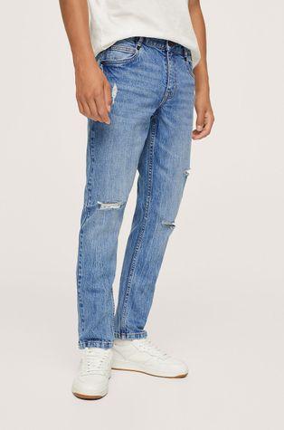 Mango Kids - Jeans copii Slimrtb