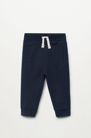 Mango Kids - Detské nohavice Mateop1 80-110 cm