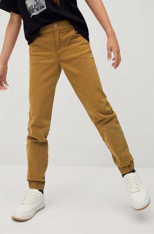 Mango Kids - Pantaloni copii Edward
