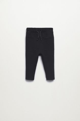 Mango Kids - Pantaloni copii Merlin
