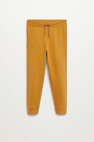 Mango Kids - Pantaloni copii Francia