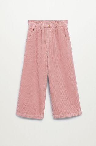 Mango Kids - Детски панталони Lina