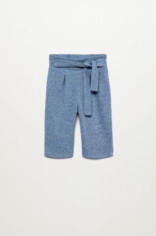 Mango Kids - Детски панталони Polanb
