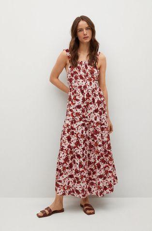 Mango - Sukienka bawełniana Coquet