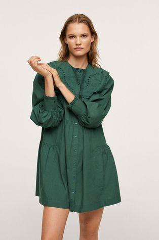 Mango - Sukienka bawełniana Heydi