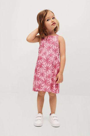 Mango Kids - Dívčí šaty DESERTB