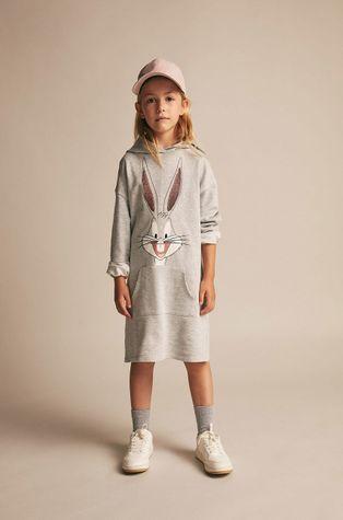 Mango Kids - Dívčí šaty Looney