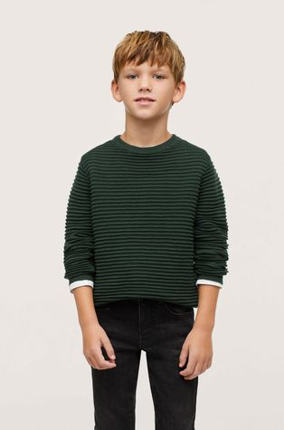 Mango Kids - Gyerek pulóver Otto