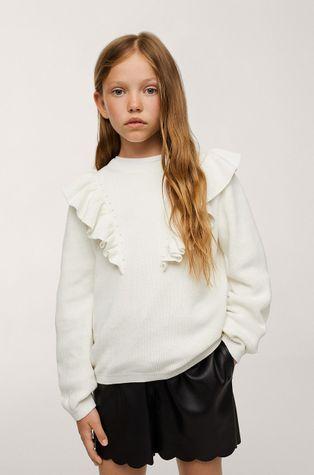 Mango Kids - Gyerek pulóver Gabriela