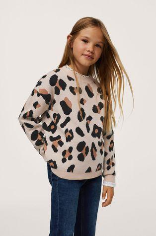 Mango Kids - Detský sveter Miau